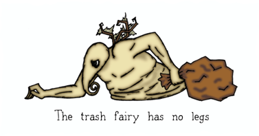 The Trash Fairy