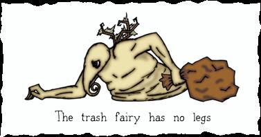 The Trash Fairy