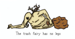 The Trash Fairy by fledermaus