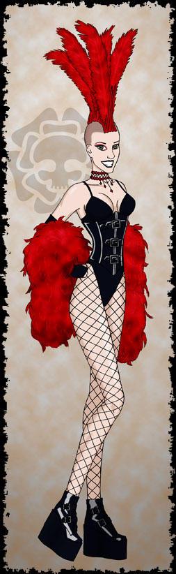 C9 Showgirl