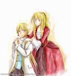 Chevalier: Lia et D'Eon