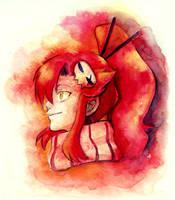 Yoko by achikun
