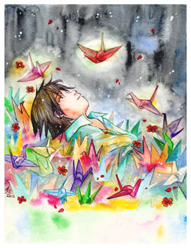 Cranes of Hope