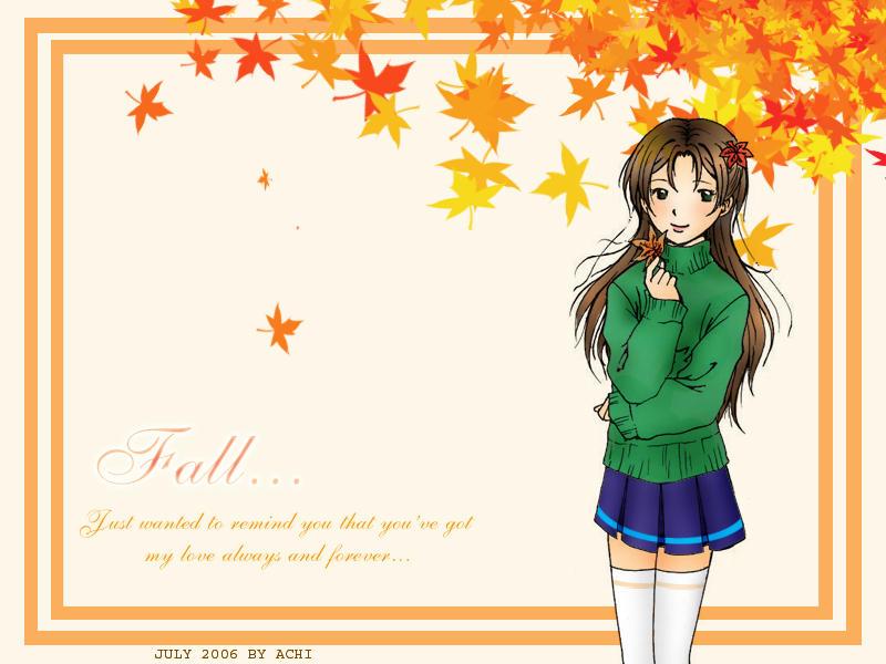 Fall by achikun