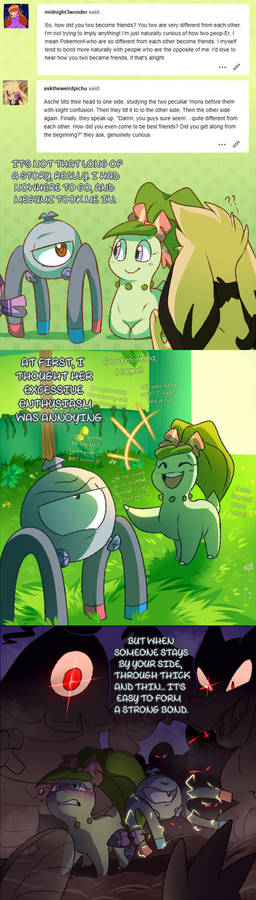 The Path to Friendship