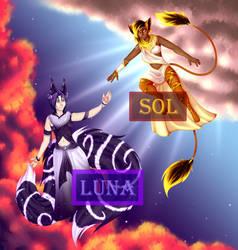Sol-Luna Drakit Adopts [OPEN 2/2]