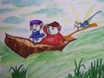 The Rescuers by MochaMilkshake