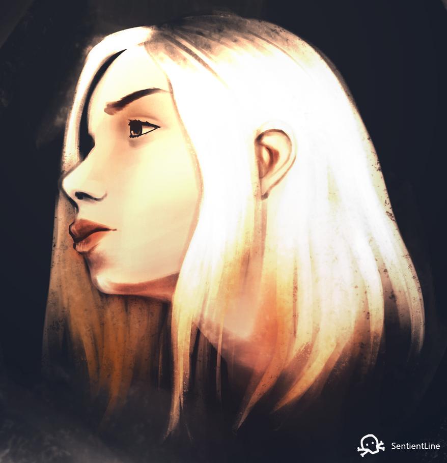 something different by SentientLine