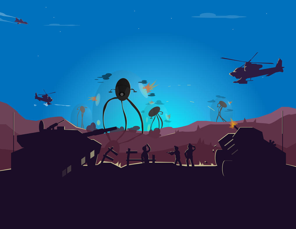 War of Worlds by Shinmeireiyyu