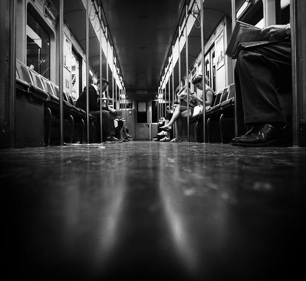 New York: Underground. by inbrainstorm