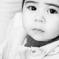 Portrait of a Little Girl. by inbrainstorm