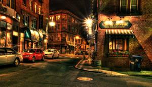 Boston: Little Italy.