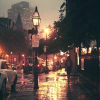 Boston: The North End.