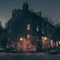Boston: Twilight. by inbrainstorm
