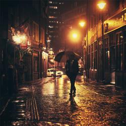 Boston: The Autumn Rain.