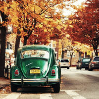 New York City: The Green Cab.