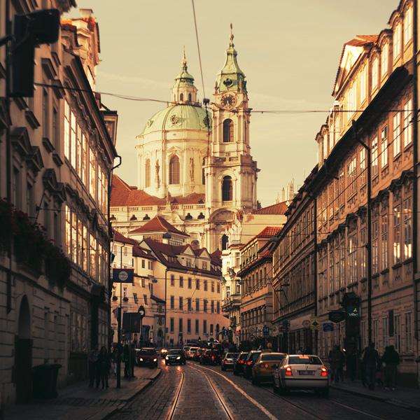 Prague: The Golden City. by inbrainstorm