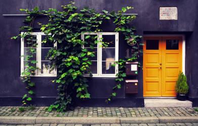 Copenhagen: The Building Number 15. by inbrainstorm