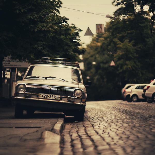 Kiev: Volga. by inbrainstorm