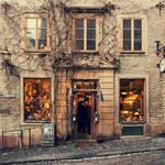Stockholm: The Magic Shop. by inbrainstorm