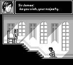 Nintendo Gameboy Palette Kinght and King Mockup