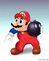 Super Mario Bros. Super Show Smashified by MarxallyHD
