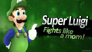 Super Luigi Bros. Super Show Smashified by MarxallyHD