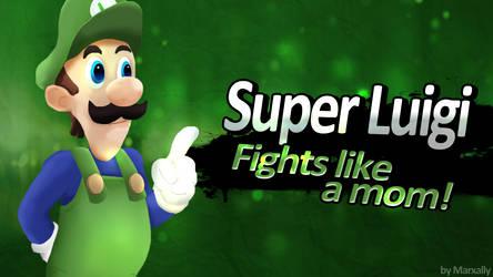 Super Luigi Bros. Super Show Smashified