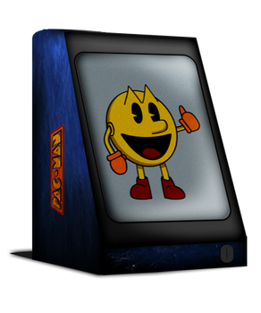 Pac-Man Mini Arcade