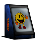 Pac-Man Mini Arcade by MarxallyHD