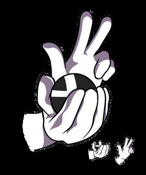 Master and Crazy Hand - Illustrator Test