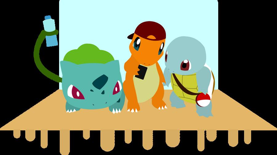 Pokemon GO! by MarxallyHD