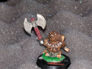 barbarian mouse