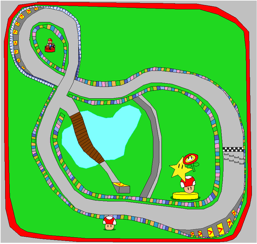 how to get new cups on mario kart wii