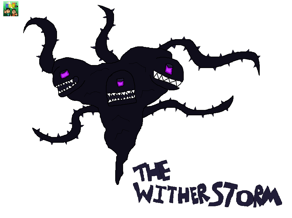 The Wither Storm Minecraft Story Mode By Electricstaticgamer On Deviantart
