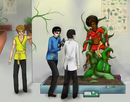 Uhura's punishment by plaktow