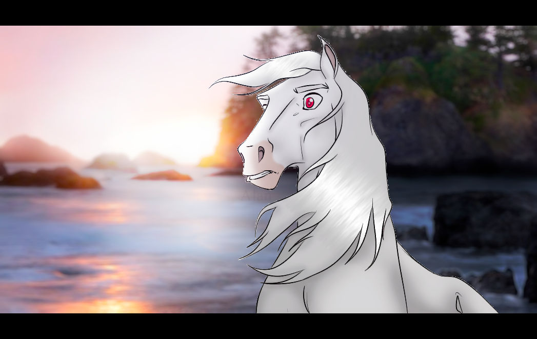 Silver Sunset~ (Gift)