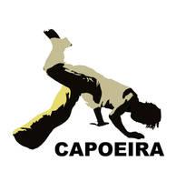 Capoeira Stencil by AndrewBain