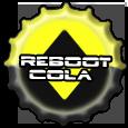 Reboot-Cola Bottlecap by a1984niceguy