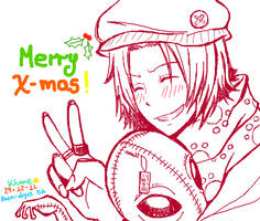 Merry xmas by Raen-abyss