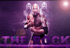 The Rock wallpaper by WestSky