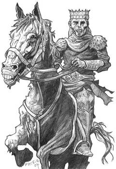 Lich and Horse