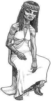 Sukhetra Egyptian Gnome