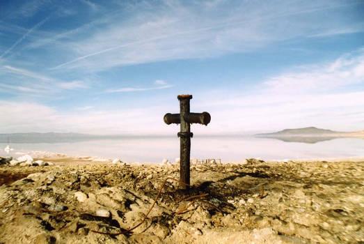 Oil Crucifix