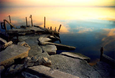 Deconstructed Jetty by commandax