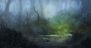 Swampy-swampy swamp