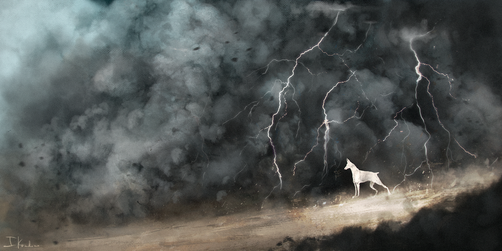 Storm by HeliacWolf