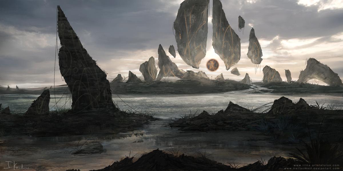 Sphere by HeliacWolf