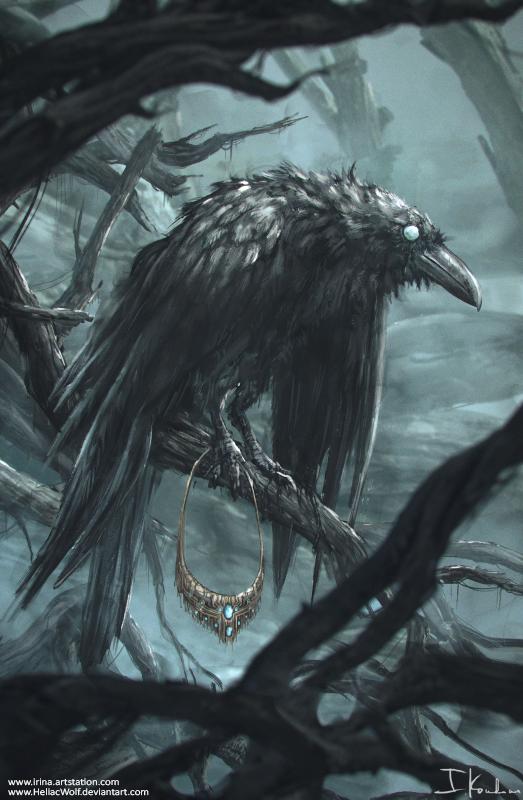 Bird of Tyaa by HeliacWolf