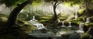 Ancient Kokiri Forest
